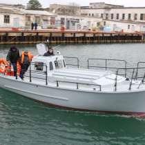 Рыболовный катер, в Феодосии