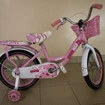 Продам новый велосипед для девочки 4-6 лет!, в г.Ташкент