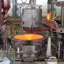 Дуговая сталеплавильная печь ДСП-0,5, в г.Мелитополь