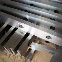 Ножи гильотинные по металлу 520 75 25 в наличии предназначен, в Нижнем Новгороде