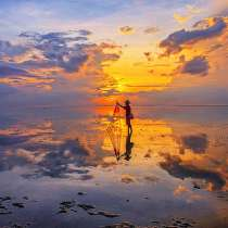 Фото туры по Индонезии. Бали, Ява, Комода, Борнео, в г.Денпасар