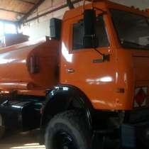 Продам топливозаправщик 11 кубов, Камаз-43118, 6х6, в Перми