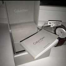 Часы мужские Calvin Klein, в Москве