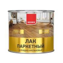 """Лак алкидно-уретановый Неомид """"NEOMID паркетный лак"""", в Новосибирске"""