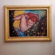 Картина Обнаженная Дева. Автор. Mazzone 1999 г. Италия, в г.Львов