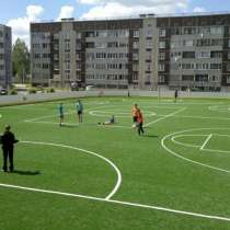 Искусственная трава – идеальное решение для спортивных школ, в Екатеринбурге
