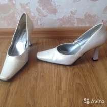 Белые свадебные туфли, в Тольятти