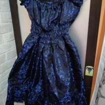 Интересное платье, в Кимре