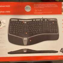 Клавиатура Microsoft Natural Ergonomic Keyboard, в Котельниках