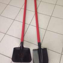 Лопаты на выбор, в Химках