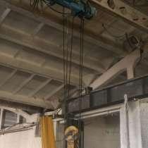 Кран однобалочный подвесной 3,2 тонны, в Самаре