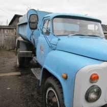Грузовой автомобиль ГАЗ 53 самосвал, в Иванове