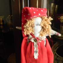 Кукла, ручная работа, из натуральных материалов, в г.Ереван