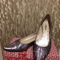 Туфли женские, натуральная кожа, размер 40, в Нижнем Новгороде