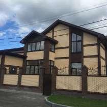 Строительство домов и коттеджей из кирпича, в Томске