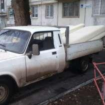 Грузоперевозки на пикапе, в Тольятти