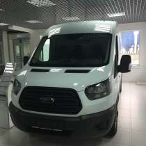 Ford Transit Van 310M BAS 2.2TD125 T4 M6 FWD, в Москве