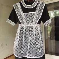 Платье с фартуком, в Кирово-Чепецке
