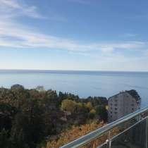 Продам квартиру с живописным видом на море в Сочи, в Москве