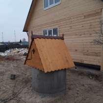 Копка колодцев и септиков в Калужской области, в Обнинске