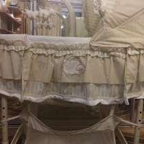 Детская кроватка, в Москве