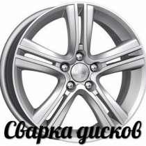 Восстановление автомобильных дисков, в Новосибирске