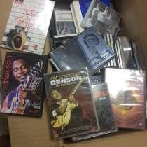Джаз-рок на cd, bluray, в Воронеже