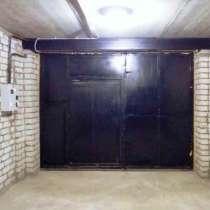 Ремонт гаражей, смотровой ямы, погреба под ключ в Красноярск, в Красноярске