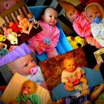 Куклы дети реборн, в Казани