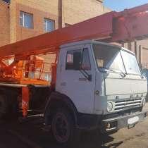 Продам автовышку телескопическую АПТ-35, КАМАЗ-53213, в Нижнем Новгороде