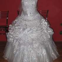 Свадебное платье Swarovski, в Краснодаре