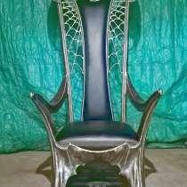 """Кресло-трон из металла""""Летучая мышь"""", в Краснодаре"""