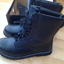 Кожаные мужские ботинки фирмы BRANDIT, в Красноярске