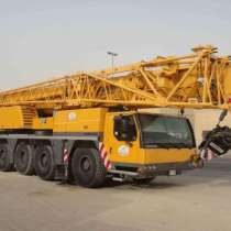 Аренда автокрана 160 тонн 62(105) метра Liebherr LTM 1160, в Нижнем Новгороде