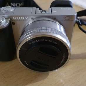 Фотоаппарат Sony a6000, в Новочеркасске
