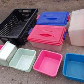 Ящики пластиковые, в Москве