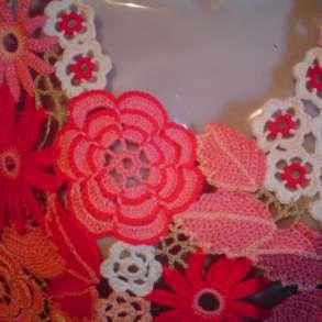 Ручная работа, кружево, плетение, вышивка, декор, в Кемерове
