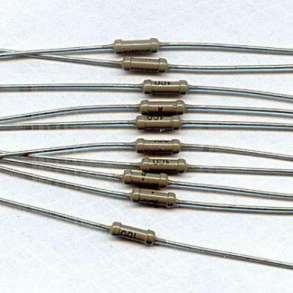 Резисторы 1 ГОм 0,125 Вт для конденсаторных микрофонов, в Москве