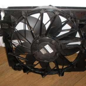 Продам вентилятор охлаждения на BMW E60, в Челябинске