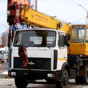 Аренда автокрана, в Нижнем Новгороде