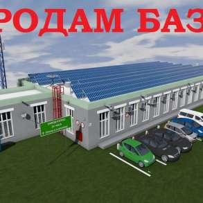 Производственно-складская база, 2000 м², в Уфе
