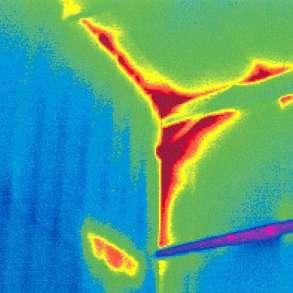 Проверяем тепловизором, нивелиром квартиры, дома, в Тюмени