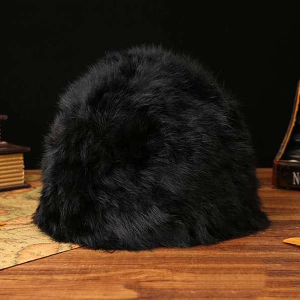 Шапка кролик