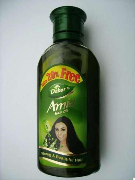 Индийское масло для волос АМЛА