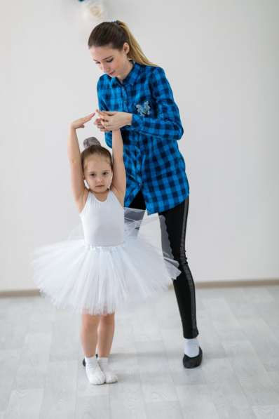 Занятия БАЛЕТОМ для детей от 2 до 12 лет в Ростове-на-Дону фото 3