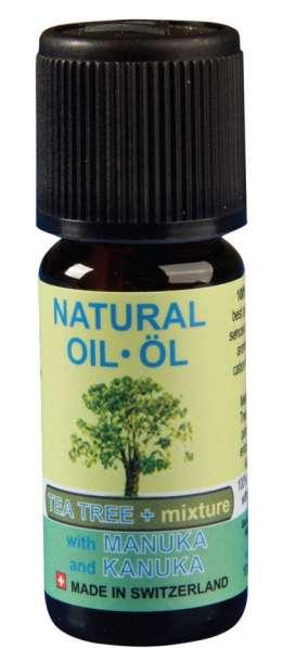 Эфирное масло «Чайное дерево с манукой и канукой»