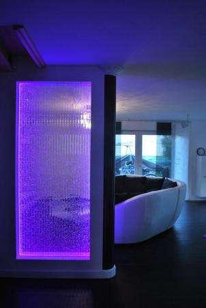 Воздушно пузырьковые панели и колонны