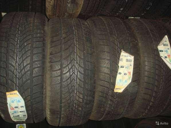 Новые Dunlop 225 50 17 Winter Sport 4D ранфлэт
