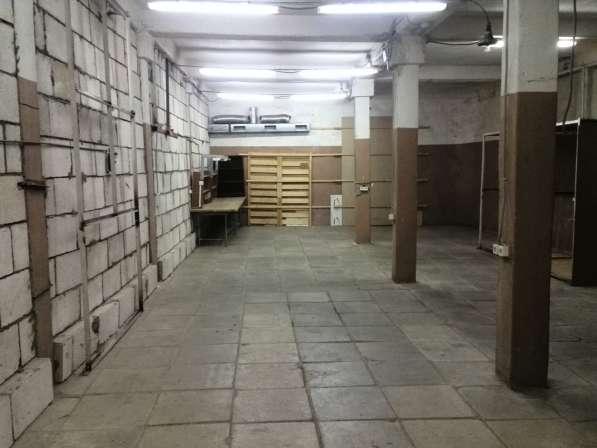 Подвальное помещение по производство и склад 111.4 м²