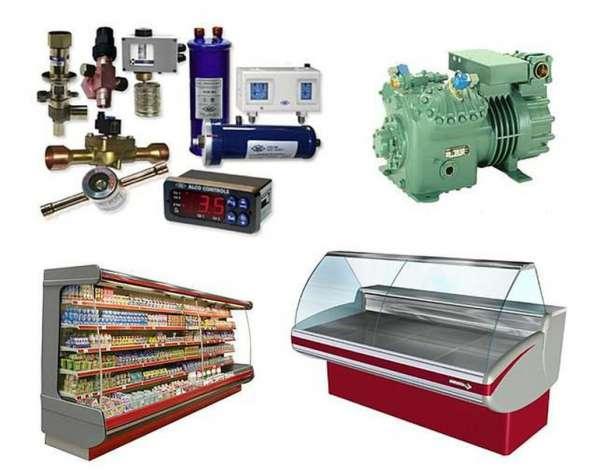 Монтаж промышленного холодильного и кухонного оборудования